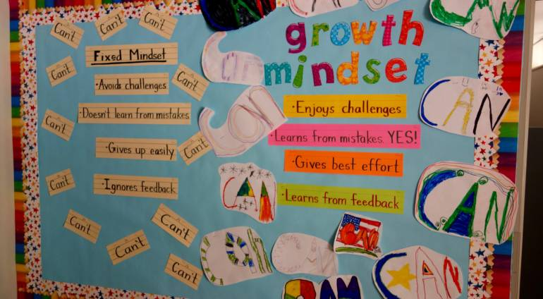 M.L.K.'s Lessons on Growth Mindset