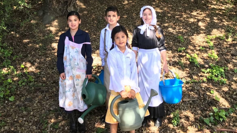 3rd Grade Pioneer Day