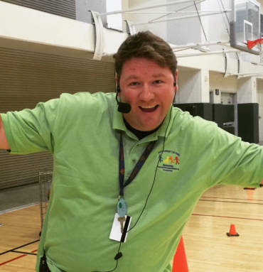 Teacher of the Year Heads to Capitol Hill to Advocate for Health & Physical Education